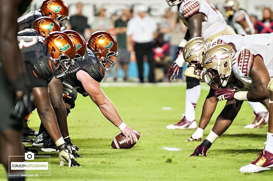 Miami vs. Florida State
