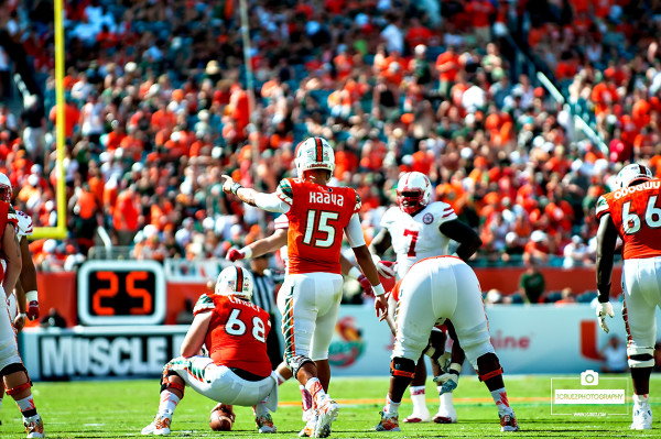 Brad Kaaya Calls out the defense