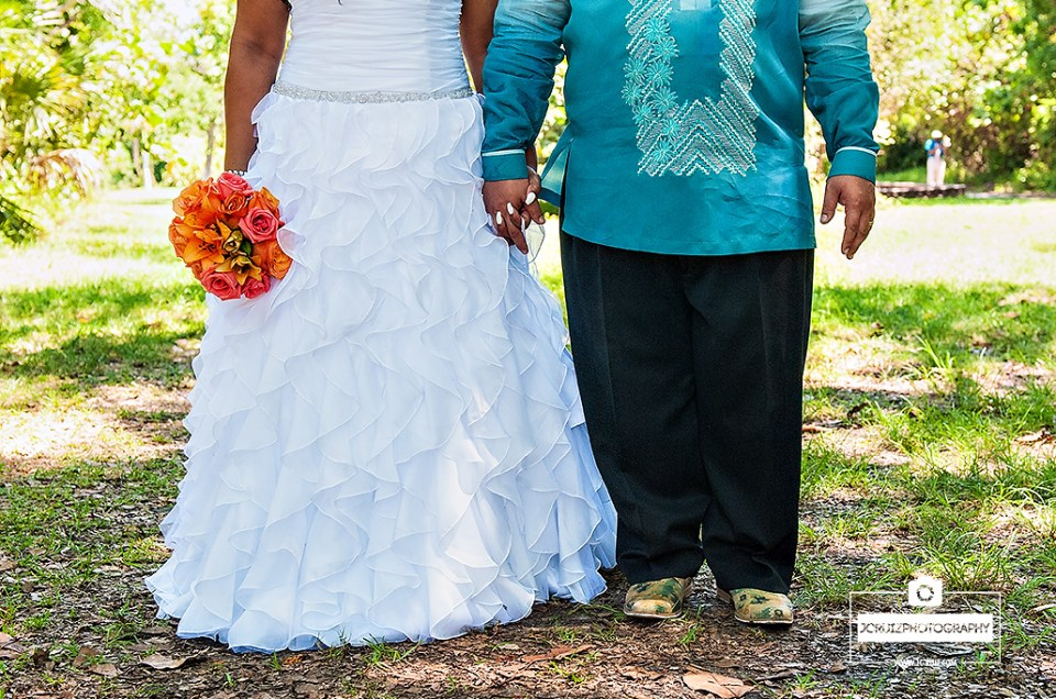 An Intimate Fort Lauderdale Wedding