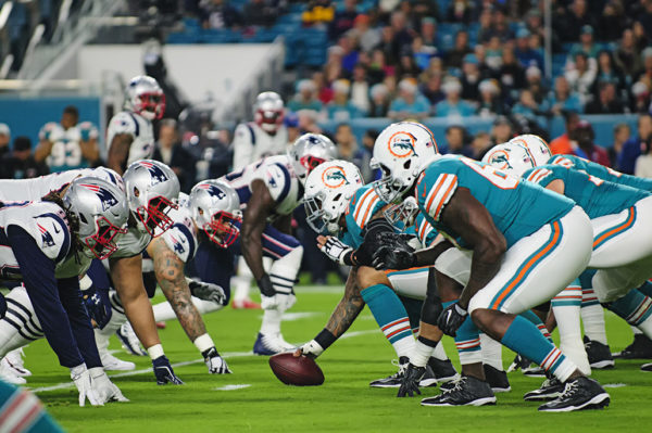 Dolphins vs. Patriots