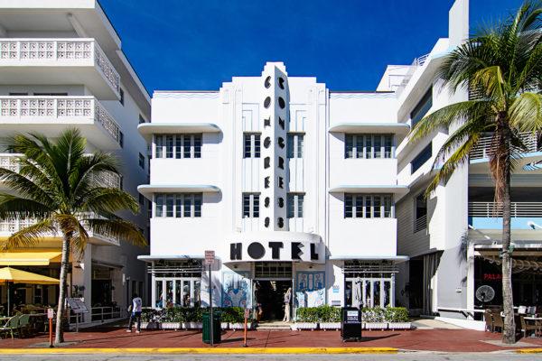 Congress Hotel, Miami Beach