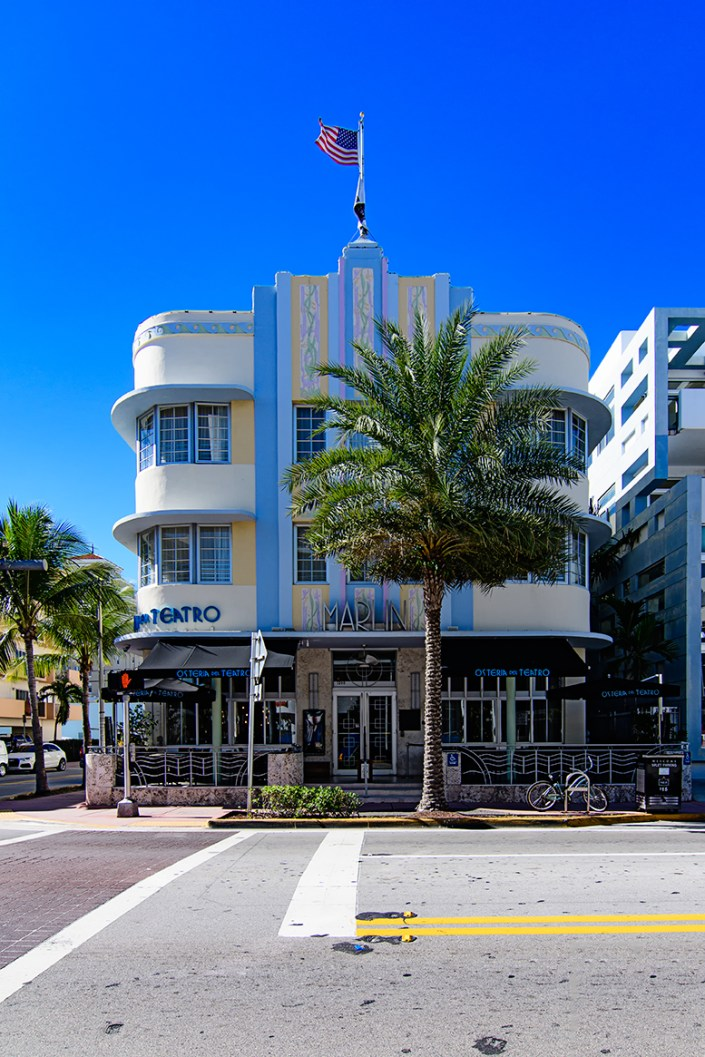 Marlin Hotel, Miami Beach