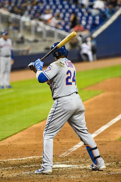 New York Mets second baseman Robinson Cano #24
