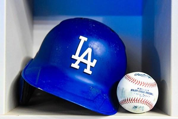 Los Angeles Dodgers baseball