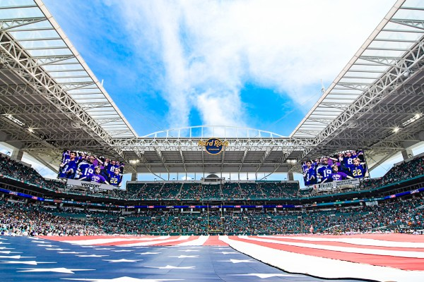 Baltimore Ravens vs. Miami Dolphins | September 8, 2019 | Hard Rock Stadium