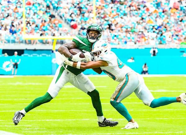New York Jets wide receiver Demaryius Thomas