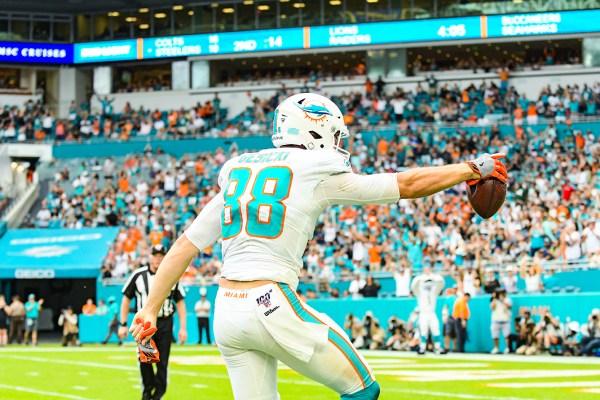 Dolphins beat the NY Jets