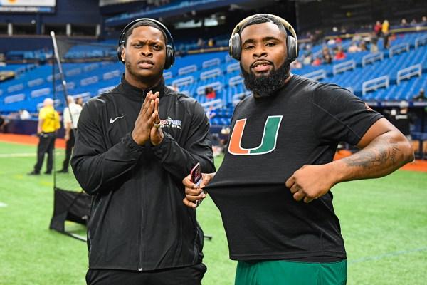 Miami Hurricanes Football