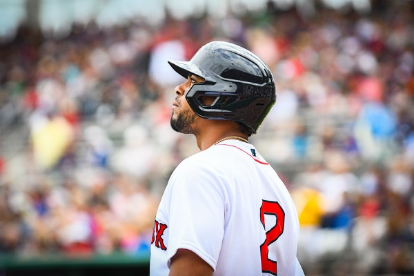 photographing the red-sox