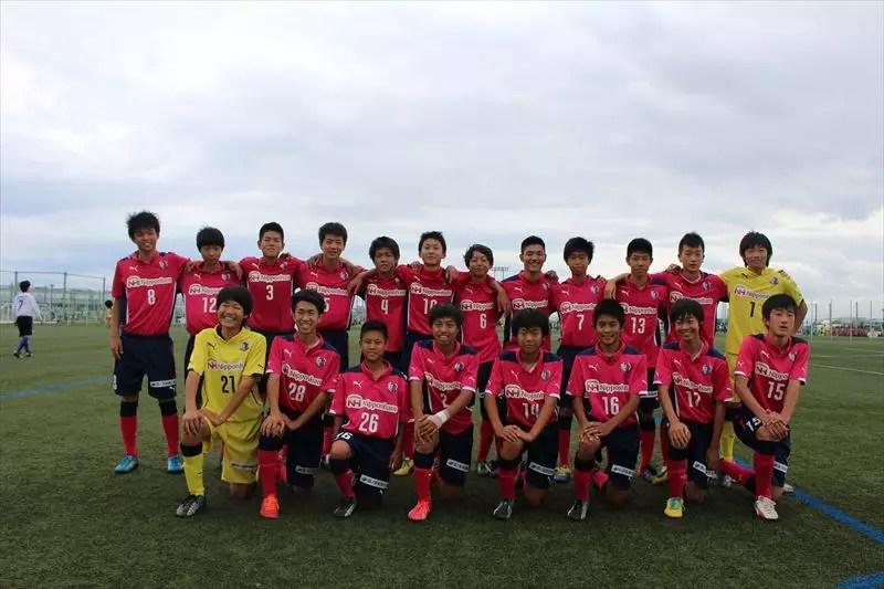 出場チーム紹介 -日本クラブユースサッカー選手権 U-15 2015 | JCY ...