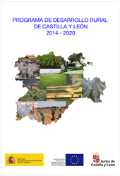 Portada del Programa de Desarrollo Rural 2014-2020