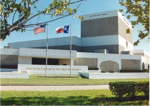 Houston Scottish Rite - 7575 Brompton - 1986 to 2007