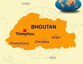 Le Bhoutan ou le bonheur national brut