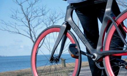 Ce vélo connecté est le premier à vous guider dans vos promenades et à vous avertir des dangers de la route