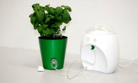 Re-Feed? Oui, il transforme vos déchets alimentaires en engrais liquide instantané!