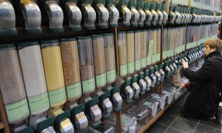 Un supermarché sans emballage va bientôt ouvrir en France.