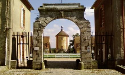 Pourquoi y a-t-il souvent des bornes en pierre devant l'entrée des vieux bâtiments ?