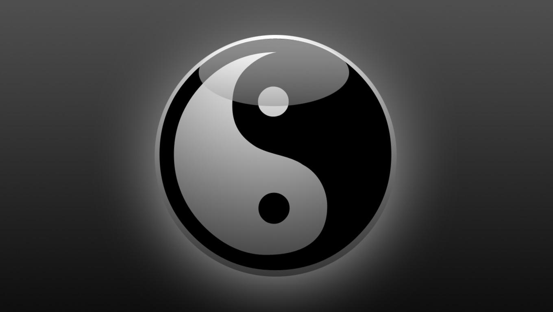 Yin Yang Iphone 5 Wallpaper 4