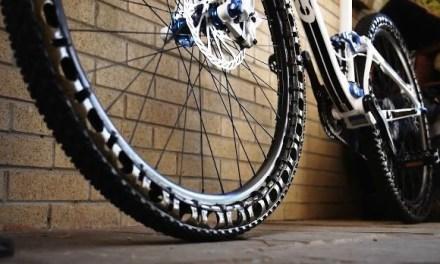 Fini les pneus crevés!