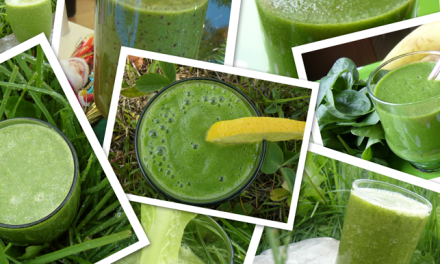Le Smoothie Vert