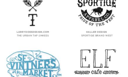 Logo : Les 15 tendances en 2014 pour avoir un logo stylé !