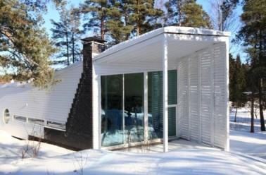 La maison qui reste au chaud grâce à l'énergie géothermique