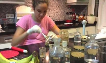 Âgée de seulement 16 ans, la lycéenne turque, Elif Bilgin, a réussi à trouver un matériau pouvant remplacer le plastique que l'on utilise aujourd'hui.