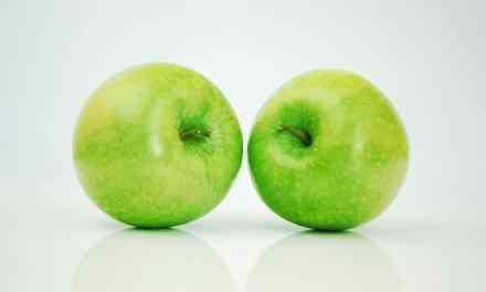 Une pomme le matin pour rester en bonne santé