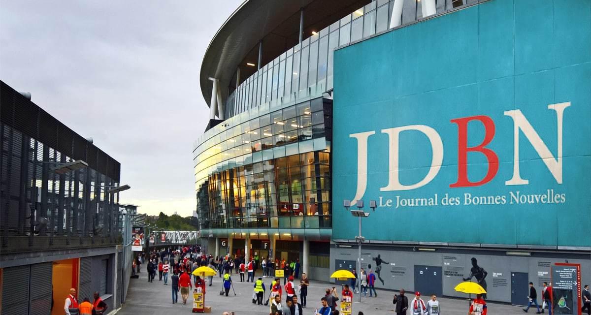 Le JDBN, des ondes positives H24