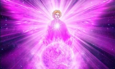 Prière de guérison par la Flamme Violette