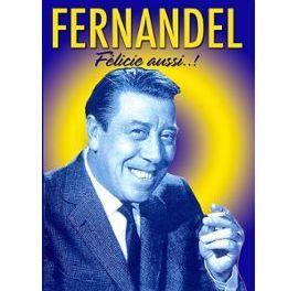 Fernand Contandin, dit Fernandel, acteur, humoriste, chanteur et réalisateur français né le 8 mai 1903 à Marseille