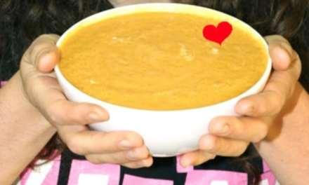 Recette: Soupe Poireau-Carotte PAR MARION EBERSCHWEILER