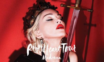 Attentats : Madonna pleure et chante «La vie en rose»