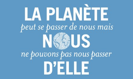 Pour faire bouger les politiques lors de la COP21, répondez à l'appel «Osons» de Nicolas Hulot.