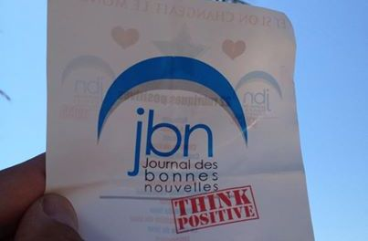 Le Journal des Bonnes Nouvelles part à Bali jusqu'au 10 mai! On continue de publier de là-bas!