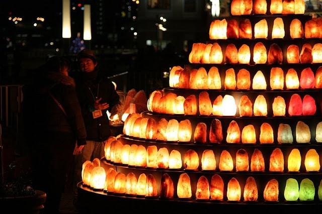 Sante Les Bienfaits Des Lampes De Sel De L Himalaya Journal Des