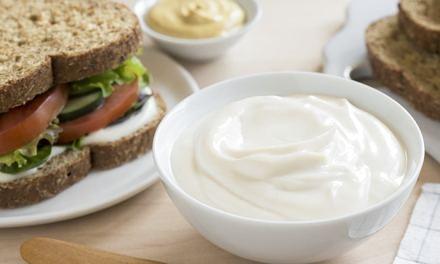 Recette de la mayonnaise vegan