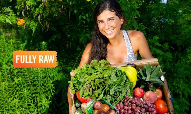 Deux ou trois choses sur Kristina, fondatrice de FullyRaw, le collectif bio et cru le plus important aux Etats-Unis.