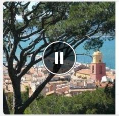 UN DJ DANS LE VENT: Dreaming in Saint-Tropez BY BUDDHANGE