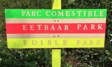 Belgique –  Premier Parc Comestible – Un lieu de permaculture participative citoyenne où tout un chacun pourra tester sa main verte et manger le fruit de son travail.