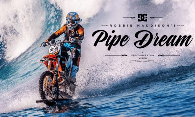 Sport extrême: ROBBIE MADDISON'S «PIPE DREAM»