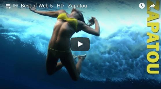 Le meilleur du web en 5 min (vidéo n°5) Luc Bergeron. Sublime!
