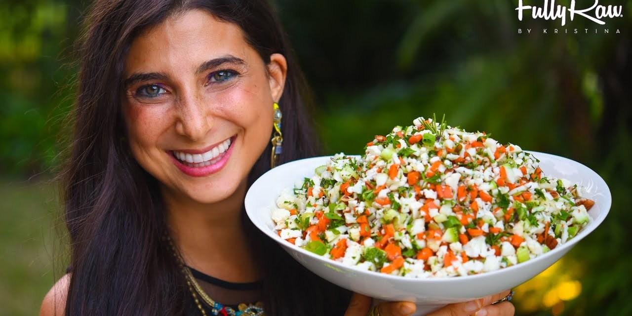 La salade du soir qui fait du bien