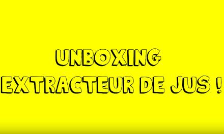 Unboxing extracteur de jus Zen&Pur de Vidya Ayurvéda par Alice Kara!