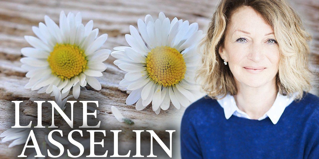 Interview exclusive de Line Asselin, auteure de » Les 3 alliés de la guérison intérieure.»