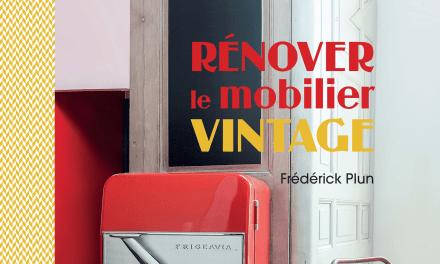 Vous aimez rénover le mobilier Vintage? Nous aussi!