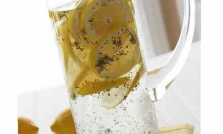 Les graines de chia à boire, le super aliment detox qui aide à mincir.