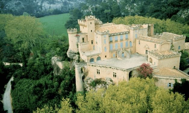 Un château provençal datant du 11ème siècle en vente pour 15 millions d'euros