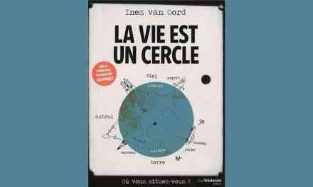 Prix 2016 du meilleur livre spirituel aux Pays-Bas: La vie est un cercle. Où vous situez-vous ?