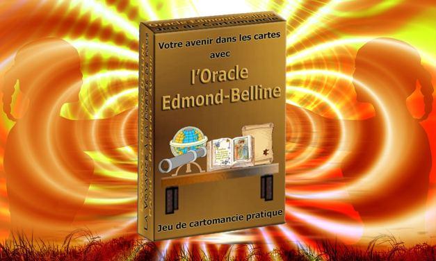L'Oracle Edmond-Belline, un tarot divinatoire pour les passionnés de voyance.